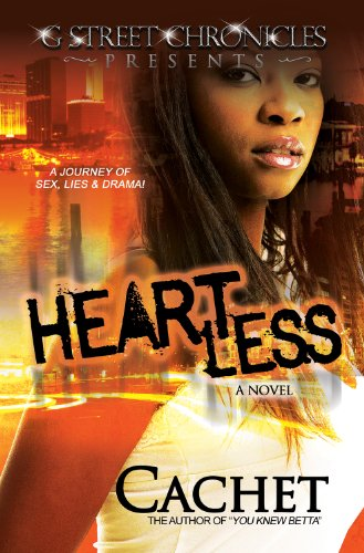 Heartless (G Street Chronicles Presents) by Cachet Johnson