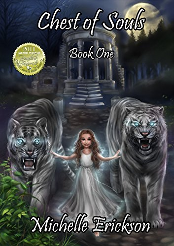 Chest of Souls: Epic Fantasy Series Book 1 by Michelle Erickson and Daekazu