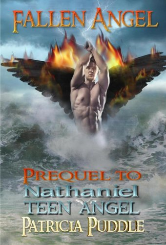 Fallen Angel: Prequel To Nathaniel Teen Angel (Ominous Book 0) by Patricia Puddle and Paradox Book Cover Designs