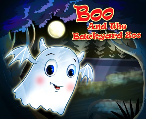 Boo and The Backyard Zoo by Pat Hatt