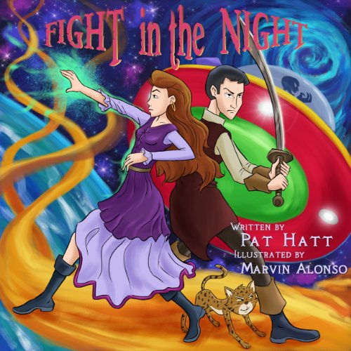 Fight in the Night by Pat Hatt and Marvin Alonso