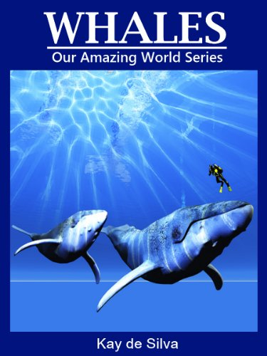 Whales: Amazing Pictures & Fun Facts on Animals in Nature (Our Amazing World Series Book 1) by Kay de Silva