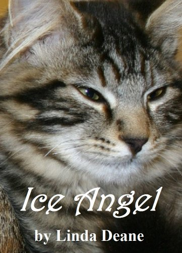 Ice Angel: An Ancient Feline Fantasy (Angel Cats Book 1) by Linda Deane