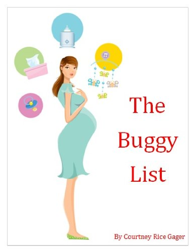 The Buggy List by Courtney Rice Gager