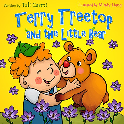 Children Books:Terry Treetop and the Little Bear: (Animal habitats) Early Learning (Values book) social skills… by Tali Carmi
