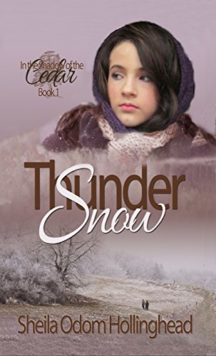 Thundersnow (In the Shadow of the Cedar Book 1) by Sheila Hollinghead