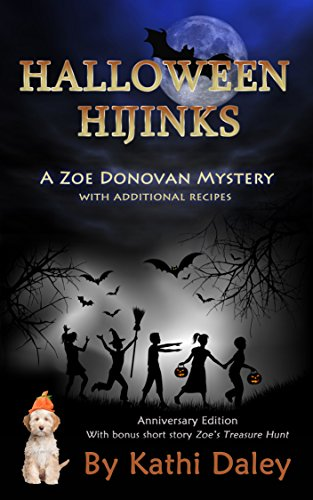 Halloween Hijinks Anniversary Edition (Zoe Donovan Mystery Book 1) by Kathi Daley