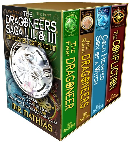 Confliction Compendium (Dragoneers Cycle One) (Dragoneer Saga Boxed Set Book 1) by M. R. Mathias