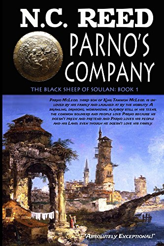 Parno's Company (The Black Sheep of Soulan Book 1) by N.C. Reed