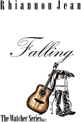 Falling (The Watcher Series Book 1) by Rhiannon Jean and Aboriginal Design Photography