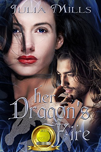 Her Dragon's Fire (Dragon Guard Series Book 2) by Julia Mills and Linda Boulanger