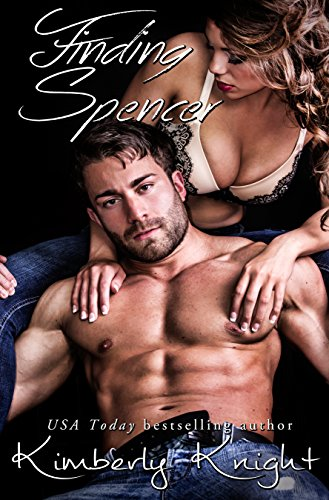 Finding Spencer (Club 24) by Kimberly Knight and Audrey Harte