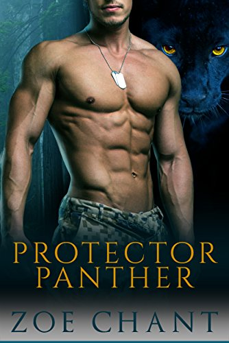 Protector Panther: BBW Panther Shifter Paranormal Romance (Protection, Inc. Book 3) by Zoe Chant