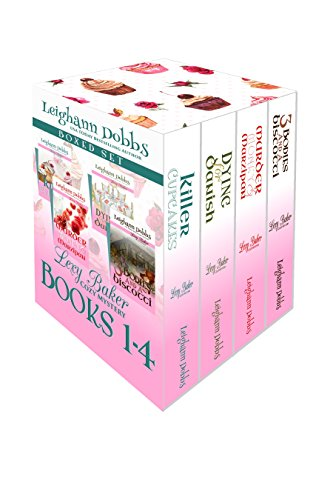 Lexy Baker Cozy Mystery Series Boxed Set Vol 1 (Books 1 – 4) by Leighann Dobbs