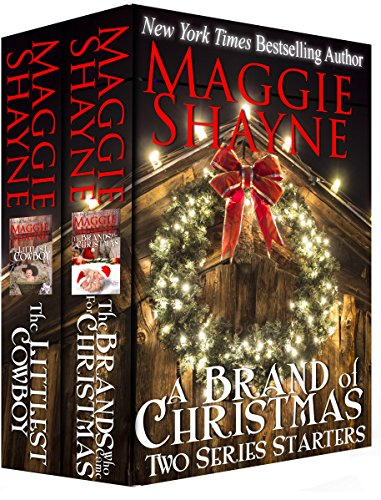 A Brand of Christmas by Maggie Shayne
