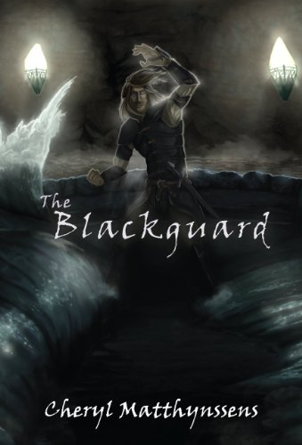 The Blackguard (The Blue Dragon's Geas Book 2) by Cheryl Matthynssens and Heather Scoggins