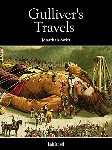 gulliver s travels satire Compare the satire in gulliver's travels & candide essay sample satire means irony people use satire to expose folly or vice interestingly, in voltaire's candide and swift's gulliver's travels, they both use satire to express their profound observations.