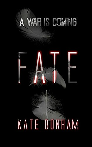 Fate (Fallen from Grace 1) by Kate Bonham and Sabre Gray and Bane Cover Studio