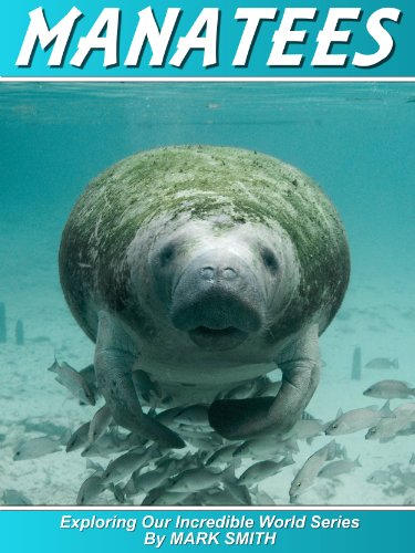 Incredible Manatees: Fun Animal Ebooks for Adults &  Kids 7 and Up With Facts & Incredible Photos (Exploring Our… by Mark Smith