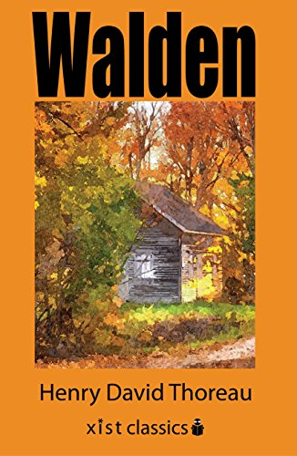 Walden (Xist Classics) by Henry David Thoreau