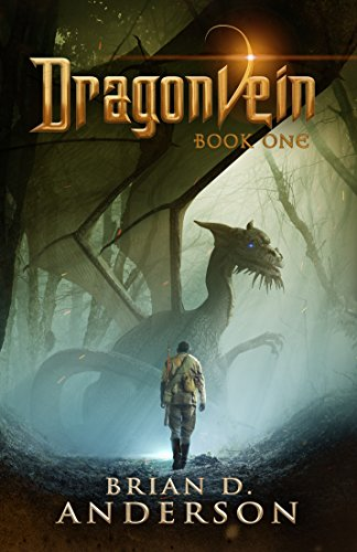 Dragonvein (Book One) by Brian D. Anderson