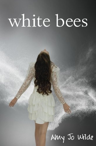 white bees by Amy Wilde