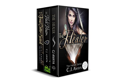 The Healer Series-Box Set Books 1-3: A Young Adult Romantic Fantasy by C.J. Anaya