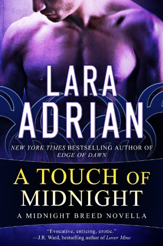 A Touch of Midnight: A Midnight Breed Novella (The Midnight Breed Series) by Lara Adrian