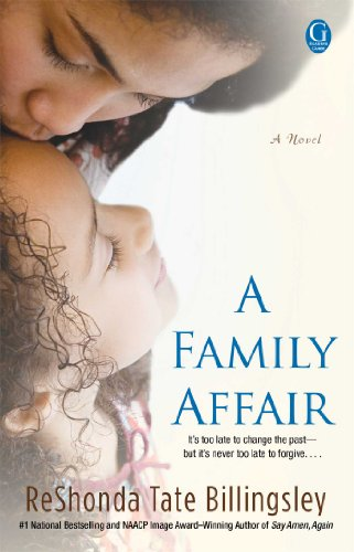 A Family Affair – A Free Preview of the First 7 Chapters by ReShonda Tate Billingsley