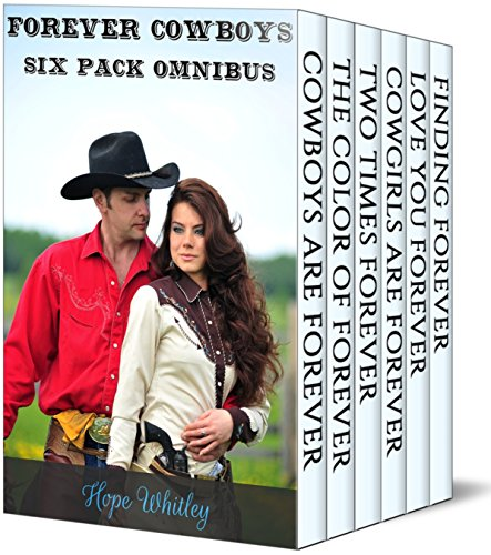 Forever Cowboys Six Pack Omnibus by Hope Whitley