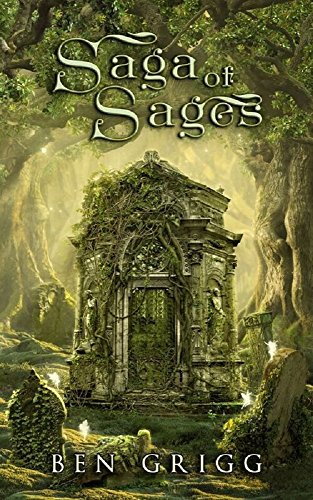 Saga of Sages by Ben Grigg