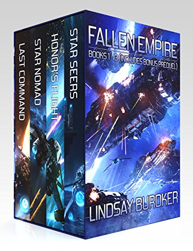 The Fallen Empire Omnibus (Books 1-3 and prequel) by Lindsay Buroker