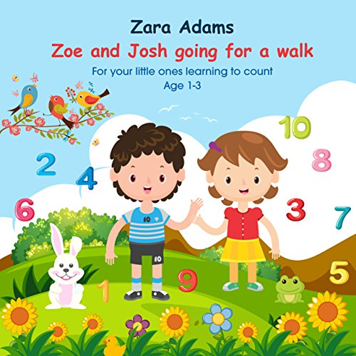 Zoe and Josh going for a walk by Zara Adams