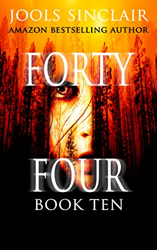 Forty-Four Book Ten (44 series 10) by Jools Sinclair