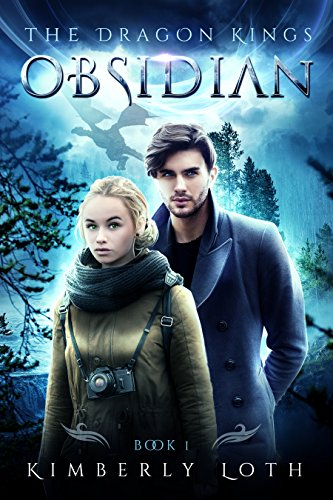 Obsidian (The Dragon Kings Book 1) by Kimberly Loth