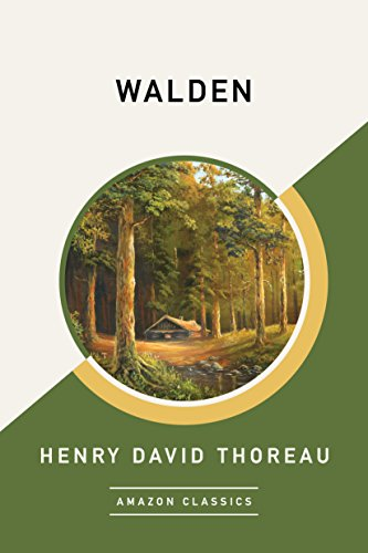 Walden (AmazonClassics Edition) by Henry David Thoreau