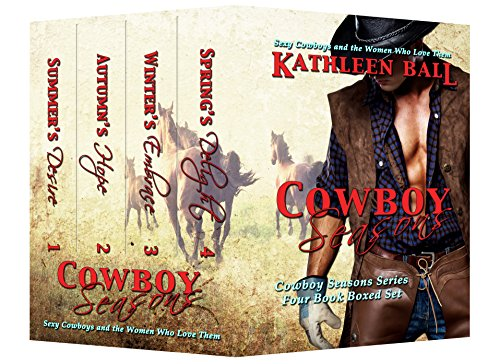 Cowboy Seasons: Four Book Boxed Set by Kathleen Ball