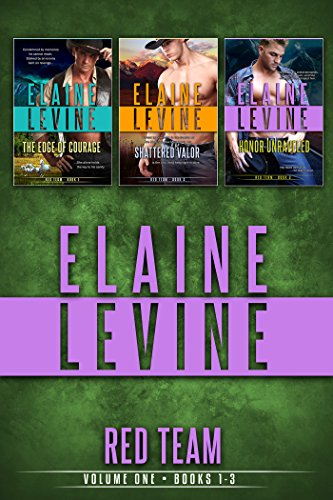 Red Team Boxed Set, Volume 1 by Elaine Levine