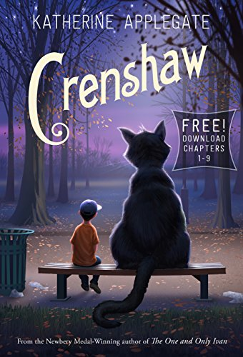 Crenshaw Chapter Sampler by Katherine Applegate