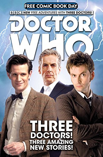 Doctor Who: Free Comic Book Day by Nick Abadzis and Al Ewing