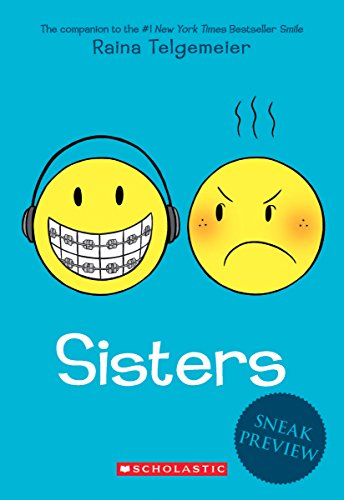 Sisters (Free Preview Edition) by Raina Telgemeier