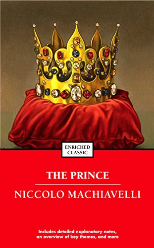The Prince (Enriched Classics) by Niccolo Machiavelli