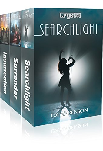 The Crystal Series Boxed Set: A Spiritual Warfare Romantic Thriller Series (Books 1-3) by Dayo Benson