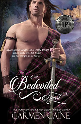 The Bedeviled Heart (The Highland Heather and Hearts Scottish Romance Series Book 2) by Carmen Caine