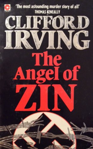 THE ANGEL OF ZIN — A Holocaust Mystery by Clifford Irving