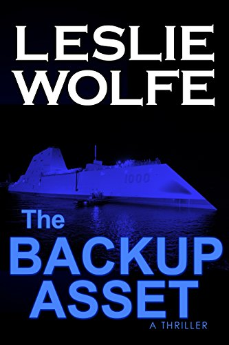 The Backup Asset: A Gripping Espionage Thriller by Leslie Wolfe