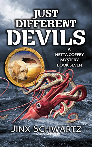 Just Different Devils (Hetta Coffey Series Book 7) by Jinx Schwartz