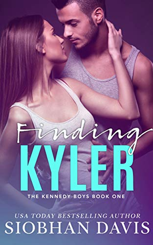 Finding Kyler (The Kennedy Boys Book 1) by Siobhan Davis and Robin Harper