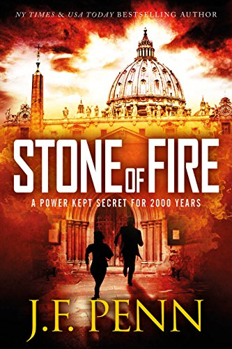 Stone of Fire (ARKANE Book 1) by J.F. Penn