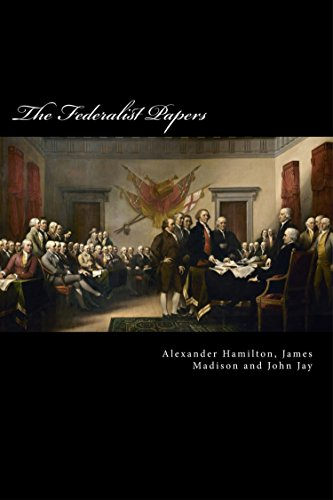 The Federalist Papers by John Jay